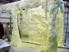 Midwest Spray Foam Sculptures