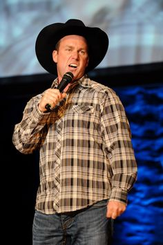 Rodney Carrington - If u have not heard his stuff your missing out!! Love his comedy..