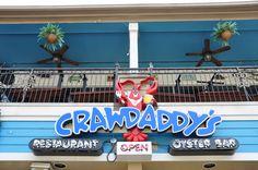 Crawdaddy's Restaurant in Gatlinburg