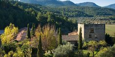 Relais & Chateaux - Far from the madding crowd, La Torre del Visco is the ideal place to recharge your batteries in completely unspoilt, rural surroundings. La Torre del Visco SPAIN #relaischateaux #spain