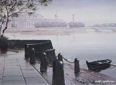 Saint Petersburg by Andrey Pavlov_Павлов Андрей. Нева