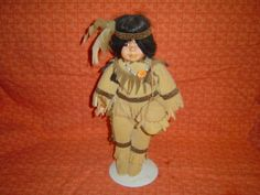 Handsome Male NATIVE AMERICAN INDIAN Boy by LONLAR803 on Etsy, $35.00