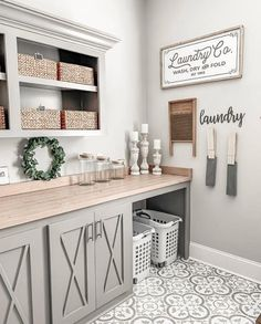 159 a dream laundry room makeover 135 Mudroom Laundry Room, Laundry Room Remodel, Laundry Room Organization, Laundry Room Design, Farmhouse Laundry Rooms, Laundry Room Floors, Laundry Room Wall Decor, Modern Laundry Rooms, Farmhouse Kitchens