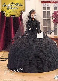 In Mourning, Southern Belle Collection crochet patterns