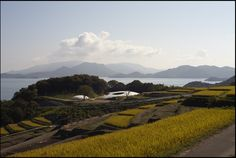 Ryue Nishizawa - Teshima Art Museum