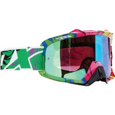 Fox AIRSPC Goggle - Fox Racing I LOVE THESE!!! Follow us to http://racdaynews.com