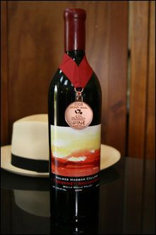 Discovered this Washington State winery on Whidbey Island over the holidays Holmes Harbor Cellars...FANTASTIC reds!