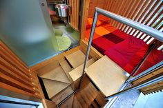 Bfresh: Arquitectura sostenible: Torre transportable para turistas by Jose Pequeno