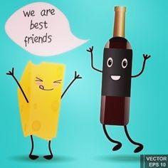 Who's your bestfriend? 🥂 @cheers2wine Wine Funnies, We Are Best Friends, California Wine, Jokes, Good Things, Husky Jokes, Wine Jokes, Memes, Funny Pranks