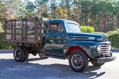 1948 Ford Stake Truck
