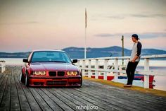 BMW E36 3 series bronze widebody stance Bmw E36 318is, E46 M3, Bmw X5 F15, E36 Cabrio, Bmw Red, Bmw Motorsport, Bmw Performance, Bmw Love, Automobile
