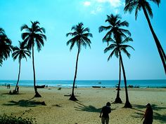 Goa...it is said to be Heaven on Earth.