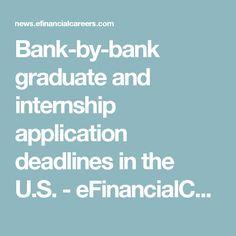 Investment Banking Summer Internship Recruiting  Yuppie