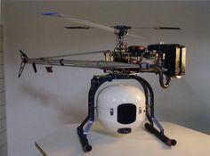 UAV Drones with Camera