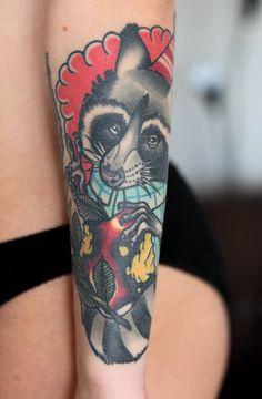 Katrin Berndt tattoo