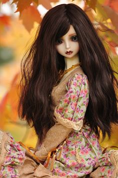 Peakswoods Peaks Woods Goldie Sd size BJD doll | Flickr - Photo Sharing!