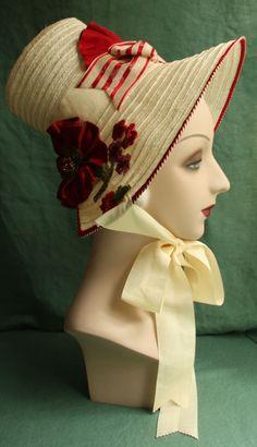 Duchess Trading: regency bonnet