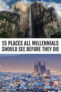 Add these to your bucket list!