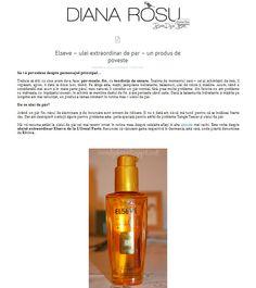 1001 Secrete, Ale Uleiurilor Extraordinare, L'Oréal Paris