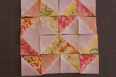 Between Quilts: Beebolt Block!