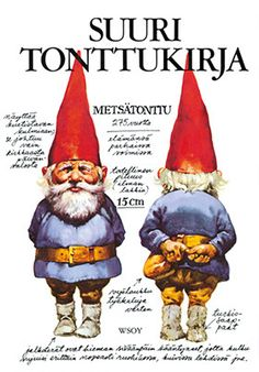 Gnomes by Wil Huygen and Rien Poortvliet- this book has awesome illustrations and stories. This inspired the David the Gnome show. Gnomes Book, Danish Christmas, Scandinavian Christmas, Rabe, Thinking Day, Gnome Garden, Chiaroscuro, Christmas Traditions, Mythical Creatures