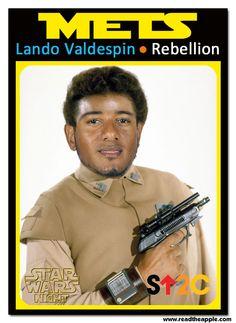 Lando Valdespin - Rebellion