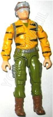Descrição:  OTigre Operação Resgate (Paramédico) foi lançado no Brasil em 1990 (Série 7) pela companhia de Brinquedos Estrela,a figura co...