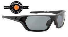 Spy - Quanta Polarized Sunglasses - ANSI Certified | GovX