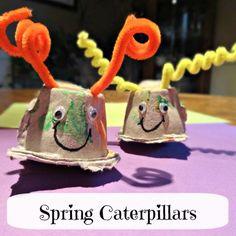Woodland Crafts & Tuesday Tutorials Week 15 - In The Playroom