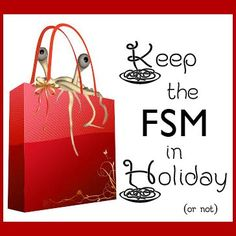 Keep the FSM in Holiday ~ Flying Spaghetti Monster ~ Pastafarian