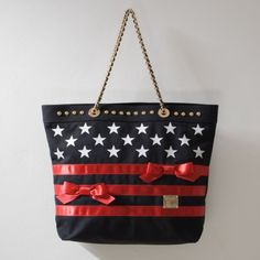 """Fun Is Not Expensive Fancy B. """"Star Spangled"""""""