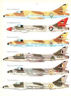 26 Hawker Hunter Page 34-960