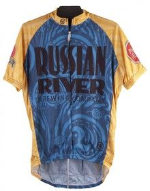 This Russian River Brewing Company cycling jersey is for you. 63bd53033