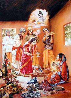 KRISHNAITE: Gaura-purnima: Appearance of Sri Chaitanya Mahaprabhu