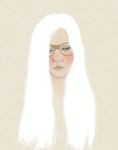 Beautiful illustrations | Peony Yip a.k.a. The White Deer