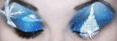Frozen eyeshadow