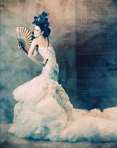 To Dream of Japan by gene ginno alducente, via Behance