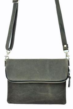 ced57779c27e Saddle Bag Mini - Natural Gray