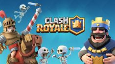 The follow-up to Clash of Clans is a digital card game called Clash Royale