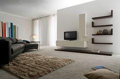 Minimalist design-living area