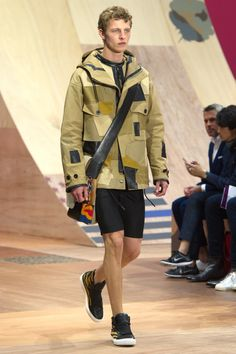 Coach Spring 2016 Menswear Fashion Show - Tim Schuhmacher