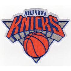 NBA Logo Patch New York Knicks