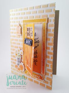 Juana Ambida | At Home With You - Grateful Fall card | #Internationaltutorialbundle, #Athomewithyoubundle, #handmadecard, #stampinup, #juanacreate