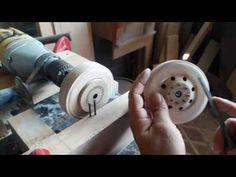 Llantas de madera para camión a escala  (parte 2) - YouTube