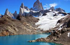 Viagens e caminhos: Trilhas longas de El Chaltén