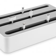Anker 5-Device Charging Station - Made for the Anker 40W 5-Port Desktop Charger