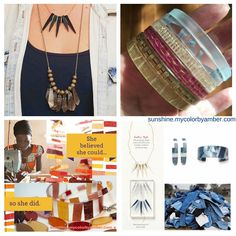 Eco-friendly jewelry made in the USA. We upcycle, recycle, use relaimed and natural materials, and employ women artisans around the world - then encapuslate it in our ecoresin.