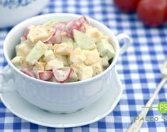 Paleo Whole 30, Lchf, Potato Salad, Low Carb, Potatoes, Ethnic Recipes, Food, Whole30, Tattoos
