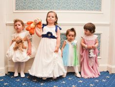 Luxury couture for little kids, girls and boys Elegant Gowns, Gowns Of Elegance, One Design, Toddler Girls, Children, Kids, Flower Girl Dresses, Product Launch, Babies
