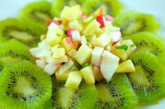 Marinated Kohlrabi, Apple & Radish Salad | Andrea Beaman • Thyroid Expert • Holistic Health & Organic Diet Expert
